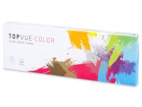 TopVue Color Daily - power (10 lenses)