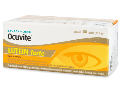 Ocuvite Lutein forte (60 tablets)