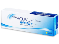 Alensa.co.uk - Contact lenses - 1 Day Acuvue Moist