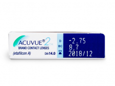 Acuvue 2 (6 lenses)