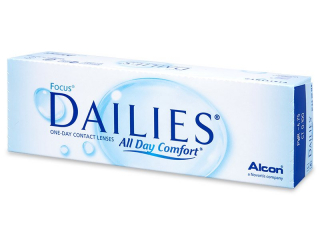 Focus Dailies All Day Comfort (30 lenses) - Alcon
