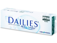 Alensa.co.uk - Contact lenses - Focus Dailies Toric