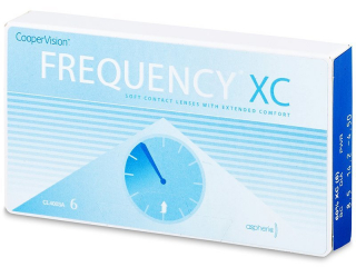 FREQUENCY XC (6lenses) - Cooper Vision