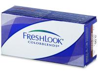 FreshLook ColorBlends - plano (2lenses)