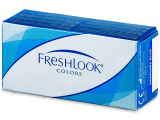 Alensa.co.uk - Contact lenses - FreshLook Colors  - plano