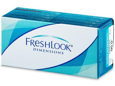 FreshLook Dimensions - plano (2lenses)