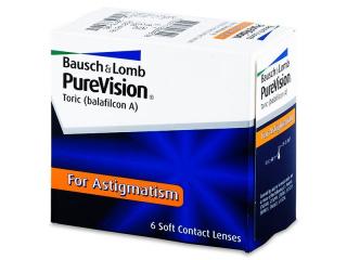 PureVision Toric (6lenses)