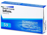 Alensa.co.uk - Contact lenses - SofLens 59