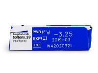 SofLens 59 (6lenses)