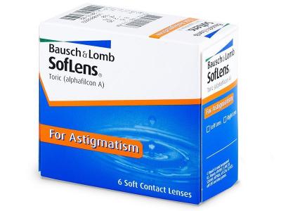 SofLens Toric (6lenses)