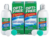Alensa.co.uk - Contact lenses - OPTI-FREE Express Solution 2 x 355 ml