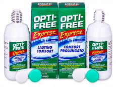 OPTI-FREE Express Solution 2 x 355 ml