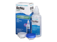 Alensa.co.uk - Contact lenses - ReNu MultiPlus Solution 60 ml