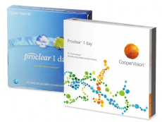Proclear 1 Day (90lenses)