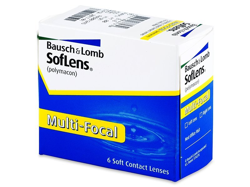 SofLens Multi-Focal (6 lenses)