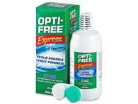 Alensa.co.uk - Contact lenses - OPTI-FREE Express Solution 355ml