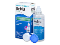 Alensa.co.uk - Contact lenses - ReNu MultiPlus Solution 120 ml