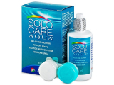 Alensa.co.uk - Contact lenses - SoloCare Aqua Solution 90 ml