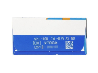 SofLens Daily Disposable Toric (30lenses)