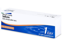 Alensa.co.uk - Contact lenses - SofLens Daily Disposable Toric