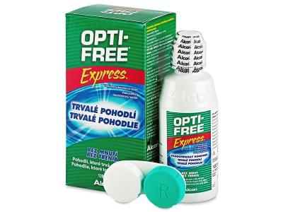 OPTI-FREE Express Solution 120ml
