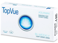 Alensa.co.uk - Contact lenses - TopVue Bi-weekly