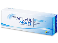 1 Day Acuvue Moist for Astigmatism (30 lenses)