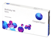 Alensa.co.uk - Contact lenses - Biofinity XR Toric