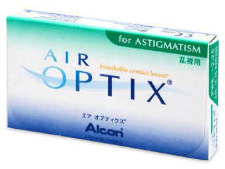 Air Optix for Astigmatism (6 lenses)