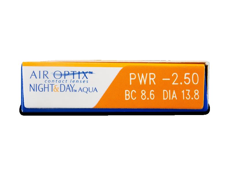 Air Optix Night and Day Aqua (3lenses)